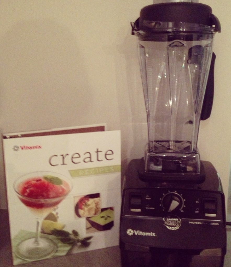 thevitamixandimovedintogether