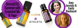 Yoga with Essential Oils ALOHA